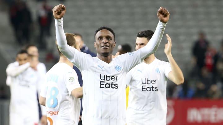 Bouna Sarr après la victoire face à Lille