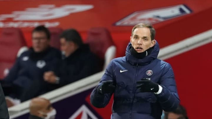 Thomas Tuchel has been PSG manager since 2018
