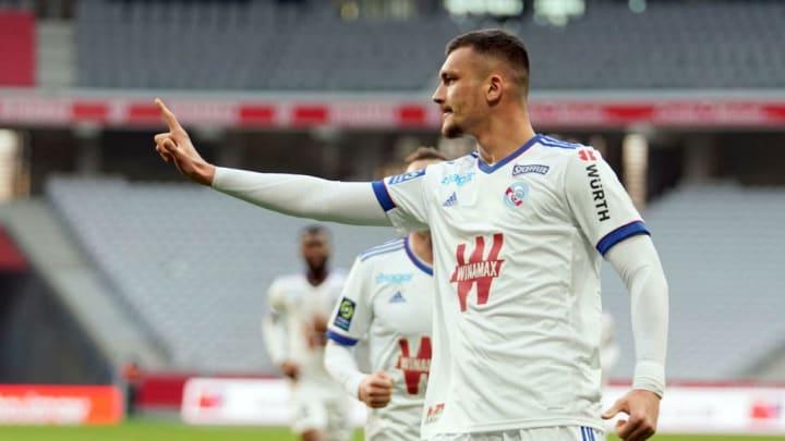 Lille OSC v RC Strasbourg - Ligue 1