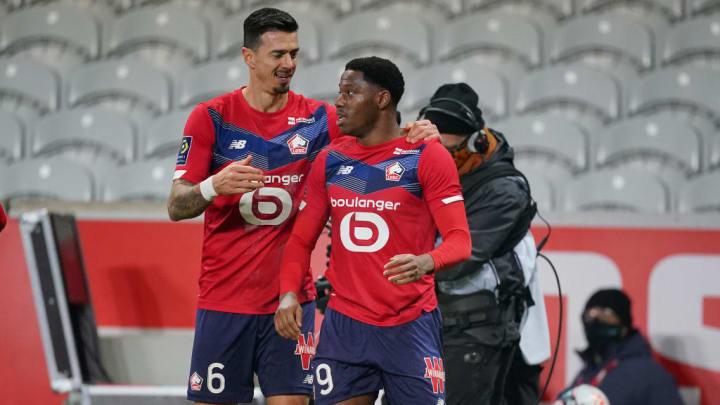 Lille kann sich noch immer Hoffnungen auf den Ligatitel in Frankreich machen