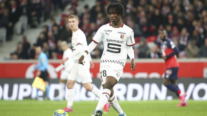 Erlebte in dieser Saison seinen Durchbruch: Mega-Talent Eduardo Camavinga
