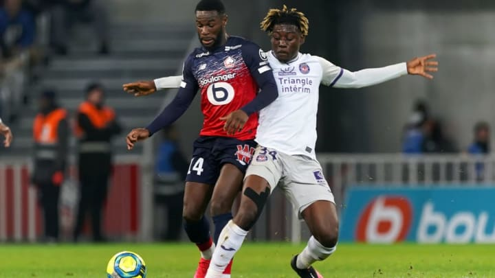 Kouadio Koné soll vor einem Wechsel zu Borussia Mönchengladbach stehen