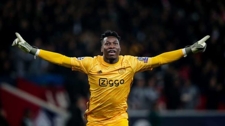 André Onana steht vor dem Sprung zu einem Top-Klub - angeblich mischt auch der BVB im Transferpoker mit