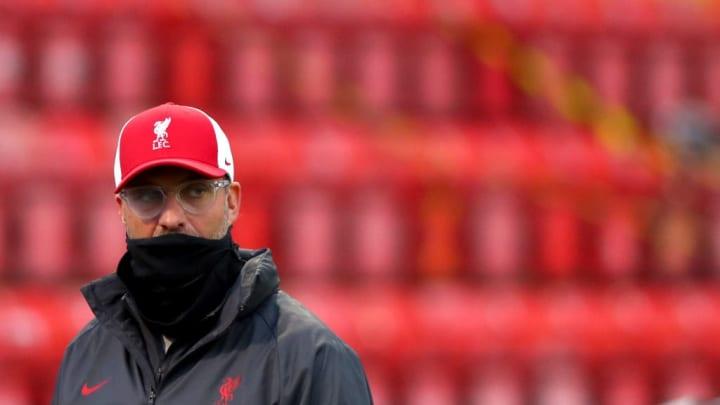 Jurgen Klopp famously thinks the EFL Cup is a joke
