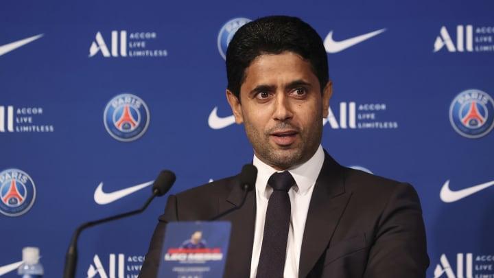 Nasser Al Khelaifi ist nicht der Gelbgeber von PSG