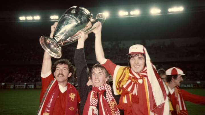 Alan Hansen, Kenny Dalglish, Graeme Souness