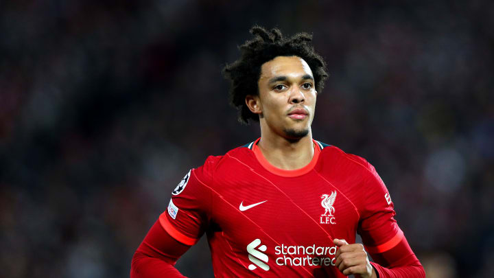 Trent Alexander-Arnold is reportedly on Real Madrid's radar