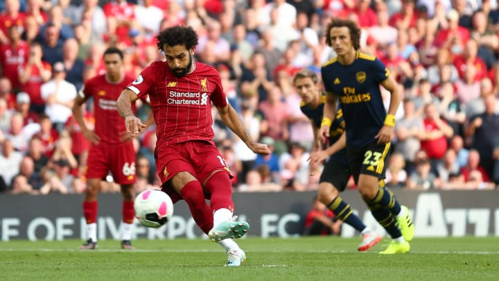 Mohamed Salah netted twice when Liverpool last played Arsenal in the Premier League, he is still scoring but a lot has changed in the 11 months since