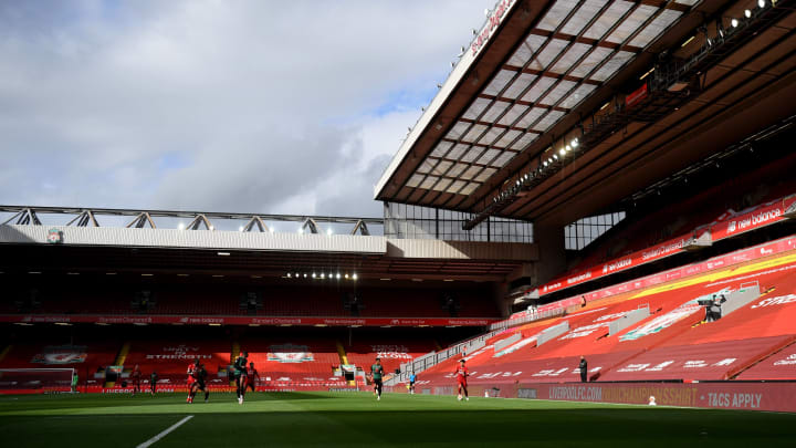 Liverpool FC v Aston Villa - Premier League