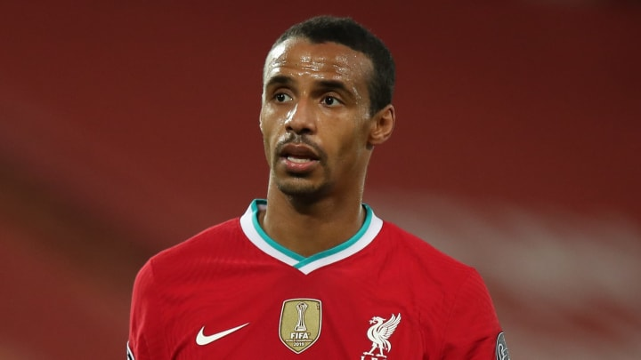 Matip could be back in action for Liverpool's huge clash with Manchester United