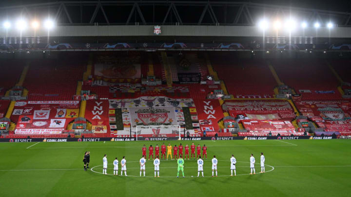 Liverpool Atalanta UEFA Champions League