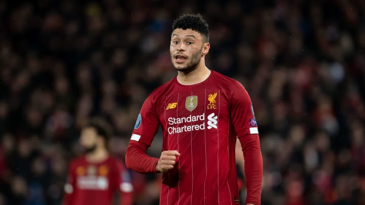 Alex Oxlade-Chamberlain is yet to make an appearance for Liverpool this season