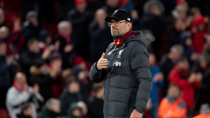 Liverpool's First 2 Games of Premier League Restart Moved to Evening Kick-Offs