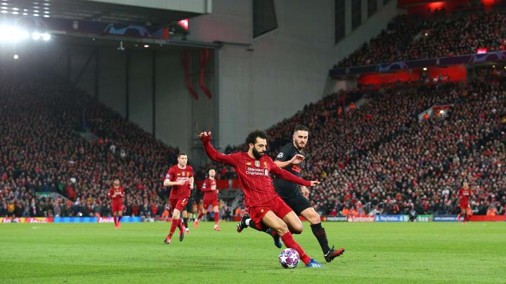 Mohamed Salah, Koke