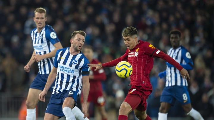 Brighton and Hove Albion vs Liverpool - Liga Inggris 2020/21: Live Streaming, Info Skuad, dan Jadwal Laga