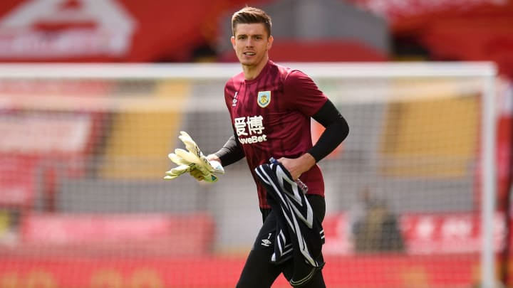 Nick Pope is one of several options under consideration at Chelsea