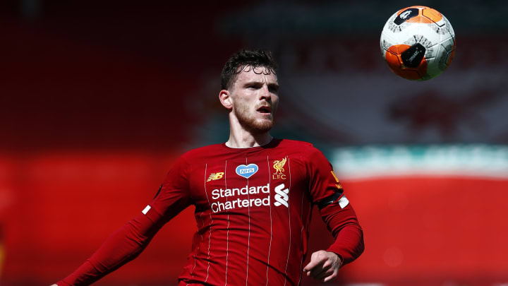Andy Robertson gives his opinion on who will win Champions League this season