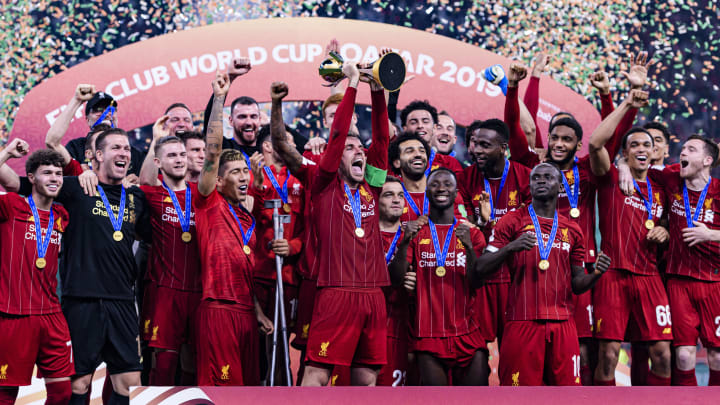 El Liverpool, último campeón del Mundial de Clubes.