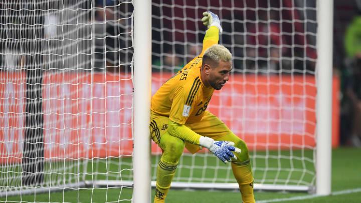 Diego Alves teve ótima passagem na Espanha