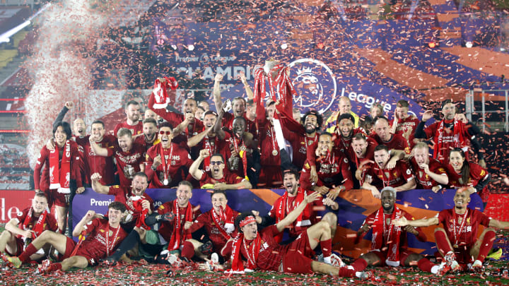 The Best Images From Liverpool S Premier League Title Celebrations