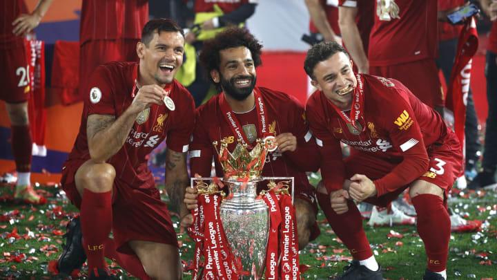 Dejan Lovren, Mohamed Salah, Xherdan Shaqiri