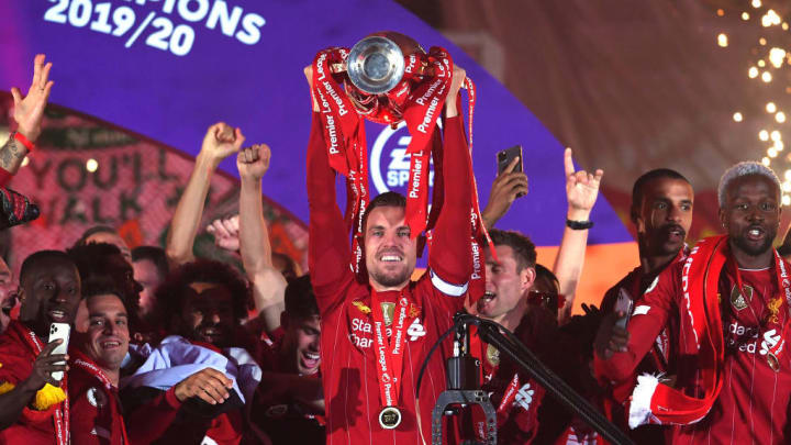 Henderson has lead Liverpool impressively to the Premier League title