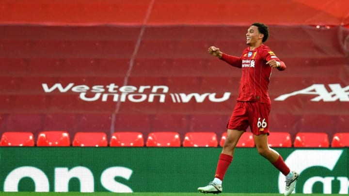 Full back produktif milik The Reds, Trent Alexander-Arnold - Premier League