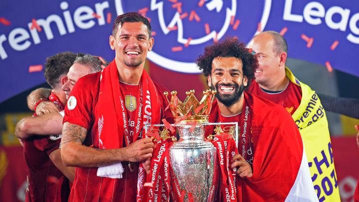 Dejan Lovren sẽ chia tay Liverpool sau khi nhận cúp vô địch EPL lần đầu tiên