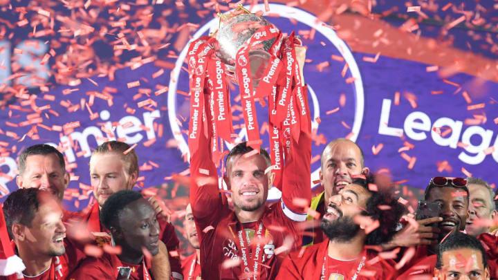 Liverpool soulève son premier trophée en championnat depuis 30 ans