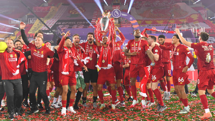 Liverpool & Manchester City Players Dominate 2019/20 ...