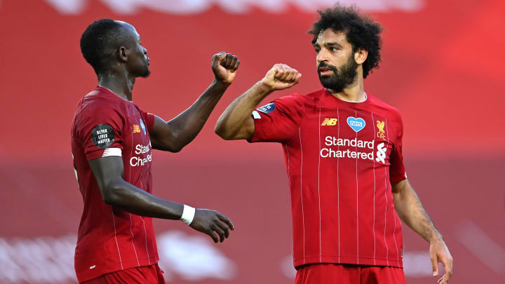 Mohamed Salah wants to stay at Liverpool to win more trophies