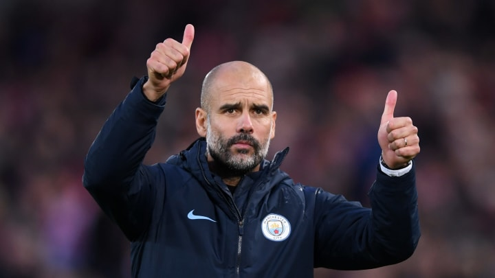 Pep Guardiola has transformed City into a different beast