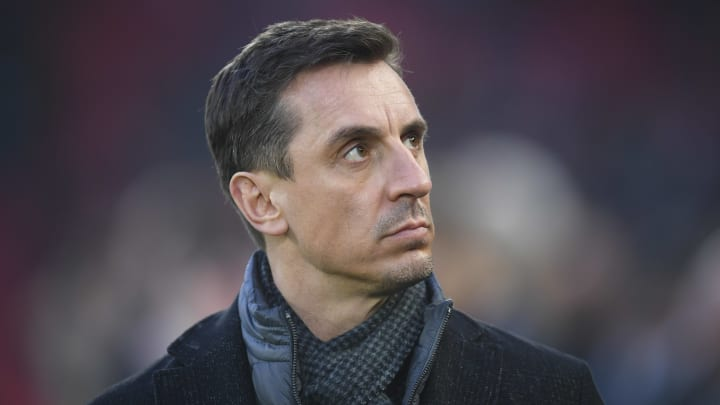 Gary Neville is seething with Manchester United's Super League involvement