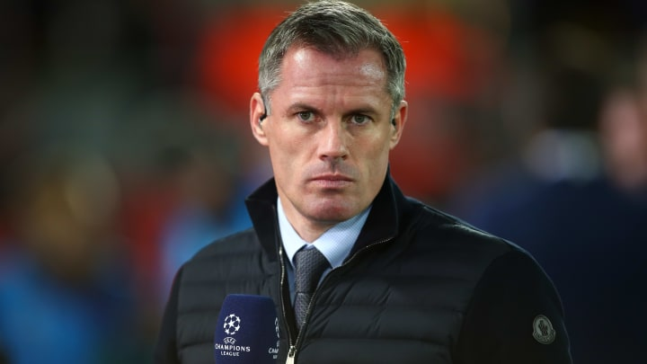 Carragher revealed he spent most of Liverpool's 2005 Champions League winners' party in a lift