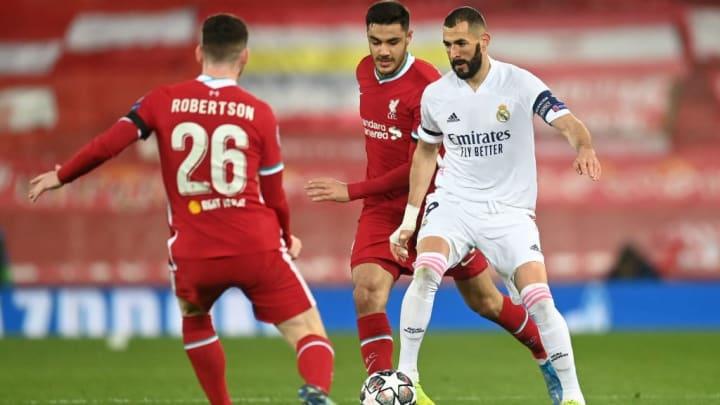 Karim Benzema, Ozan Kabak, Andrew Robertson