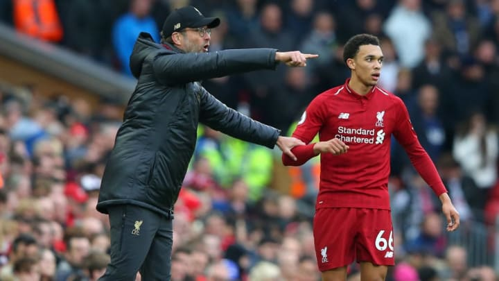 Klopp trusts Alexander-Arnold as his chief creative force