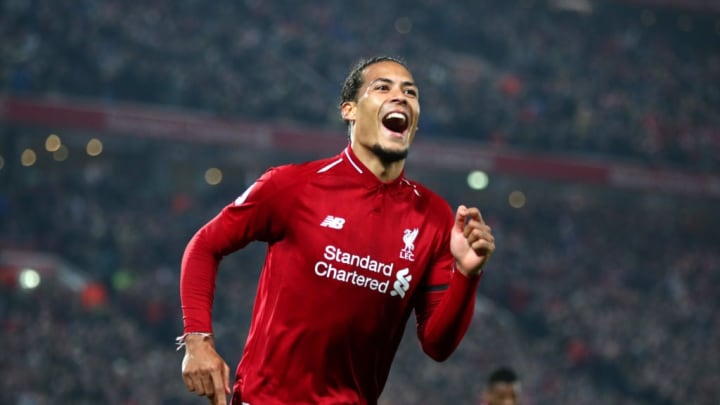 Virgil van Dijk could play a big role in the development of White should he move from Brighton to Liverpool