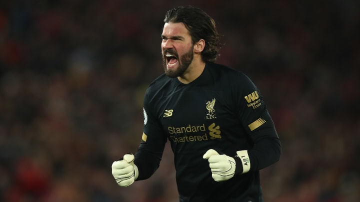 Alisson helped Liverpool become one of Europe's best