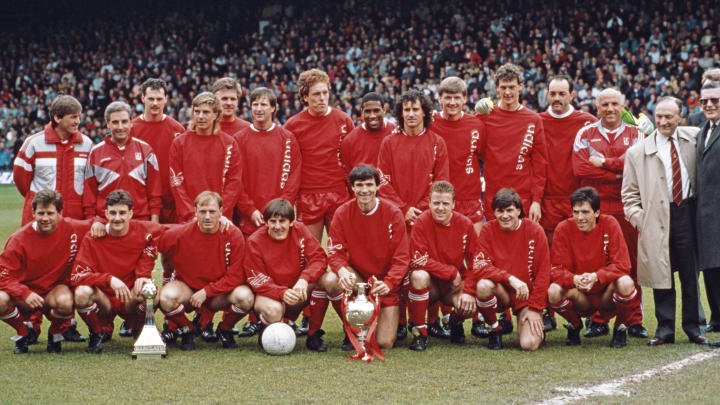 Liverpool have won 19 English league titles in total