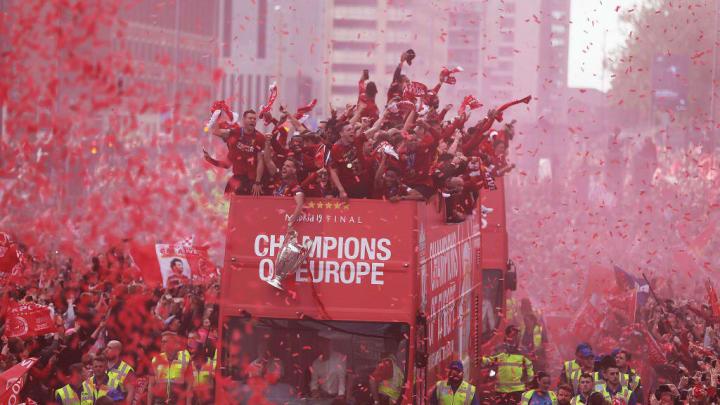 Com Klopp, o Liverpool voltou a conquistar a Champions League.