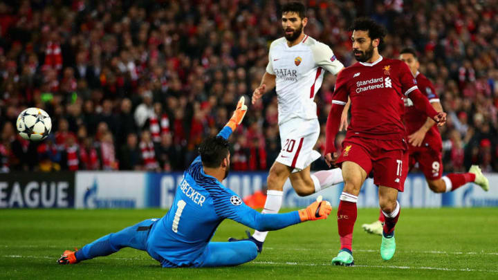 Salah's display against his old side Roma is arguably his finest Liverpool performance to date