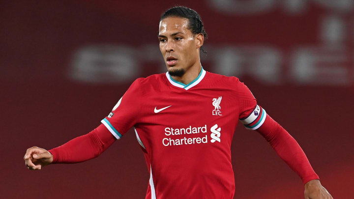 Virgil van Dijk is nearly ready for his first game since October