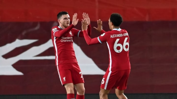 Andy Robertson, Trent Alexander-Arnold