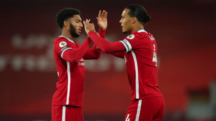 Van Dijk and Gomez could miss the rest of the season