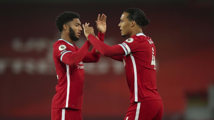 Jurgen Klopp provides update on Virgil van Dijk & Joe Gomez injury comebacks