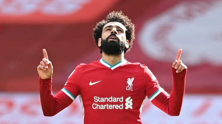 Mohamed Salah has won the PFA Fans' Player of the Year award
