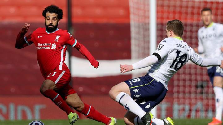 Matt Targett, Mohamed Salah