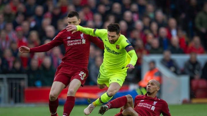 Lionel Messi, Andrew Robertson - Soccer Player, Fabio Henrique Tavares