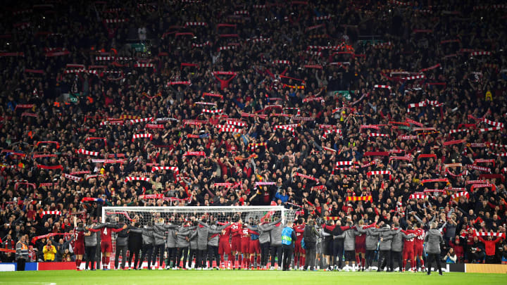 Liverpool has enjoyed some electric European nights under Jurgen Klopp