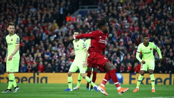 Divock Origi Reveals Process Behind Iconic 'Corner Taken Quickly' Goal  Against Barcelona